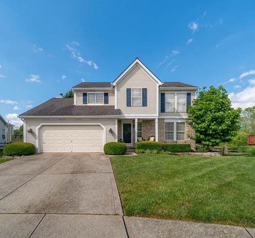 566 Lake Knoll Court, Columbus, OH 43230 (MLS #220020158) :: The Holden Agency