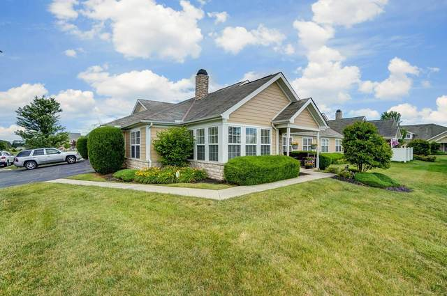 3273 Kenmare Lane, Powell, OH 43065 (MLS #220020171) :: The Willcut Group