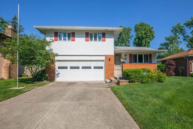 6521 Cranwood Square W, Columbus, OH 43229 (MLS #220020220) :: The Jeff and Neal Team | Nth Degree Realty