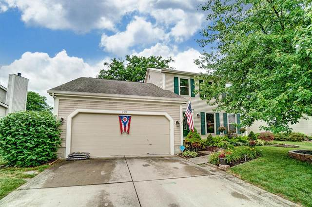 499 Springwood Lake Drive, Columbus, OH 43230 (MLS #220020239) :: The Holden Agency