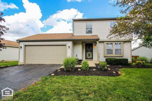 3548 Aaron Drive, Columbus, OH 43228 (MLS #220020264) :: The Raines Group
