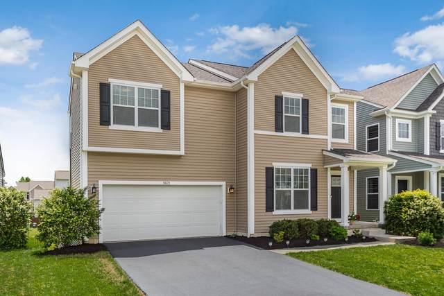 8671 Melton Fields Drive, Blacklick, OH 43004 (MLS #220020275) :: Keller Williams Excel