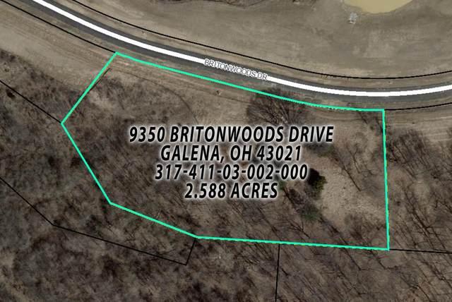 9350 Britonwoods Drive, Galena, OH 43021 (MLS #220020297) :: Sam Miller Team