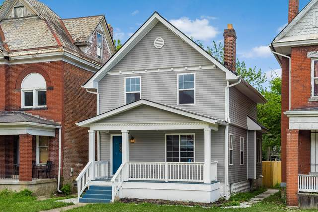 815 S Champion Avenue, Columbus, OH 43206 (MLS #220020304) :: Exp Realty