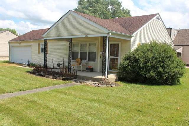 305 Cedar Heights, Circleville, OH 43113 (MLS #220020309) :: The Clark Group @ ERA Real Solutions Realty