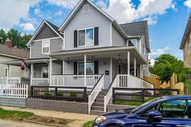 616 Stewart Avenue, Columbus, OH 43206 (MLS #220020313) :: Exp Realty