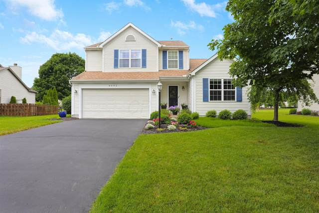 6692 Hilmar Drive, Westerville, OH 43082 (MLS #220020338) :: Core Ohio Realty Advisors