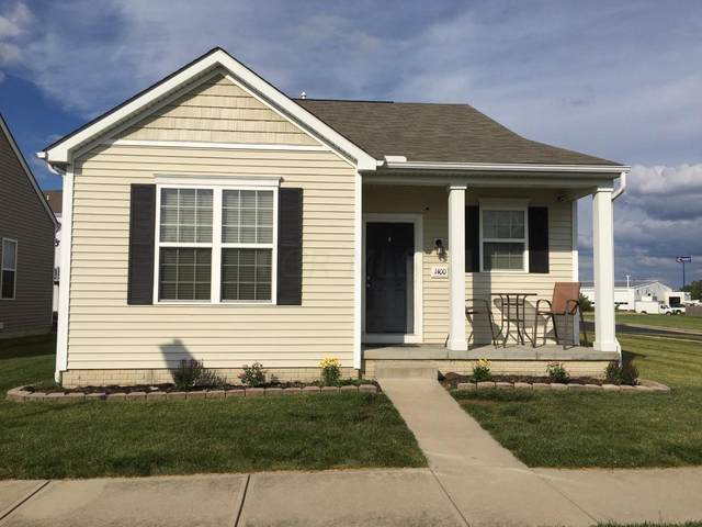 1400 Gary Ganue Drive, Columbus, OH 43228 (MLS #220020400) :: The Jeff and Neal Team | Nth Degree Realty