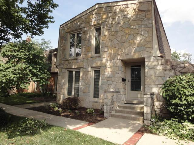 3600 Reed Road #23, Columbus, OH 43220 (MLS #220020445) :: The Willcut Group