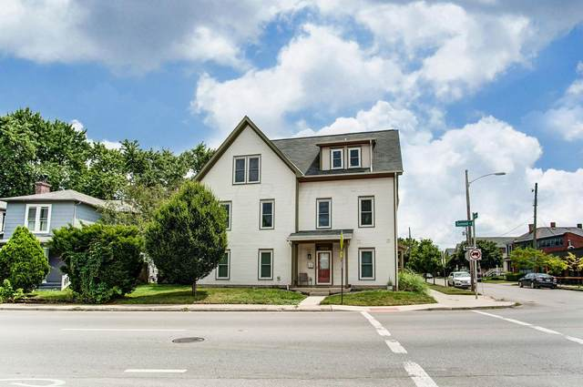 1034 Summit Street, Columbus, OH 43201 (MLS #220020467) :: Exp Realty