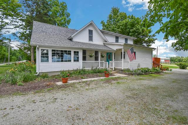 30616 State Route 31, Richwood, OH 43344 (MLS #220020503) :: The Holden Agency