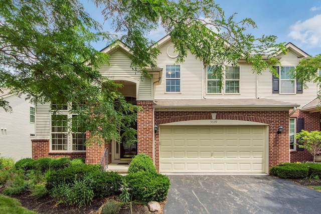 5549 Edgebrook Drive, Galena, OH 43021 (MLS #220020535) :: Signature Real Estate