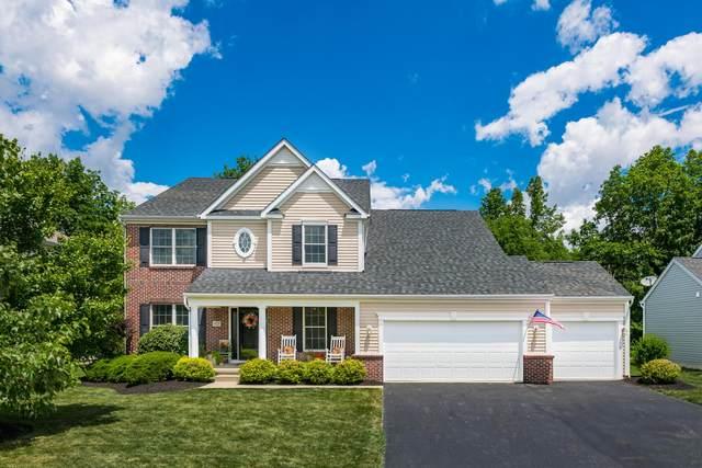 925 Kentucky Circle, Marysville, OH 43040 (MLS #220020574) :: Susanne Casey & Associates