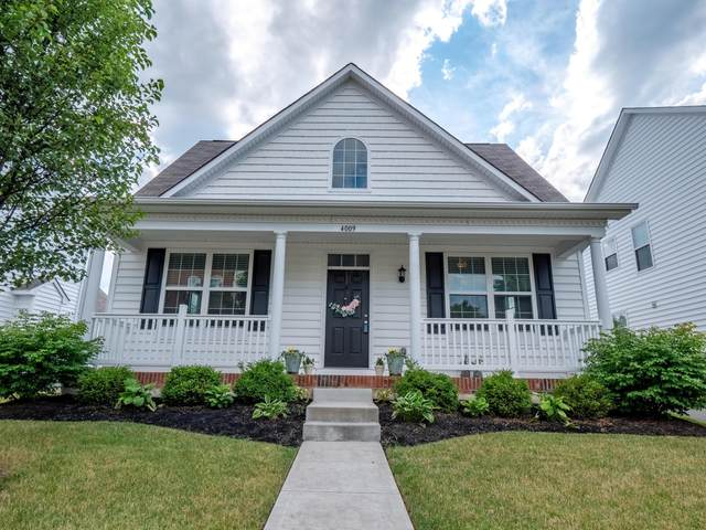 4009 Peregrine Pass Drive, Gahanna, OH 43230 (MLS #220020596) :: The Jeff and Neal Team | Nth Degree Realty