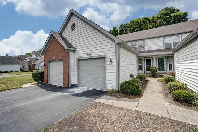 5419 Victoria Park Court, Columbus, OH 43235 (MLS #220020601) :: The Clark Group @ ERA Real Solutions Realty
