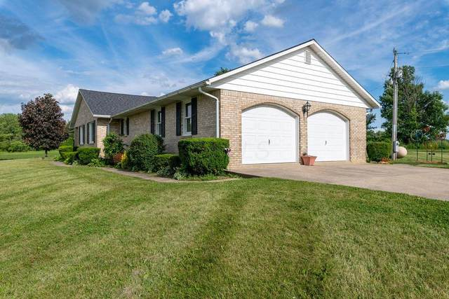 4555 Township Road 118, Mount Gilead, OH 43338 (MLS #220020610) :: Susanne Casey & Associates