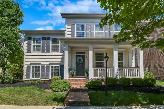 5006 Blackstone Edge Drive, New Albany, OH 43054 (MLS #220020624) :: The Jeff and Neal Team | Nth Degree Realty