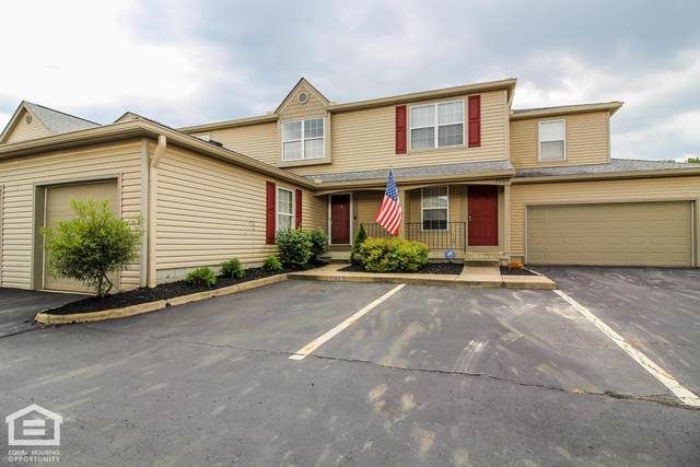 5663 Everbrook Drive 40D, Hilliard, OH 43026 (MLS #220020651) :: Exp Realty