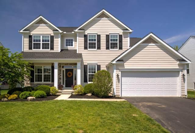 6206 Baumeister Drive, Hilliard, OH 43026 (MLS #220020672) :: Susanne Casey & Associates