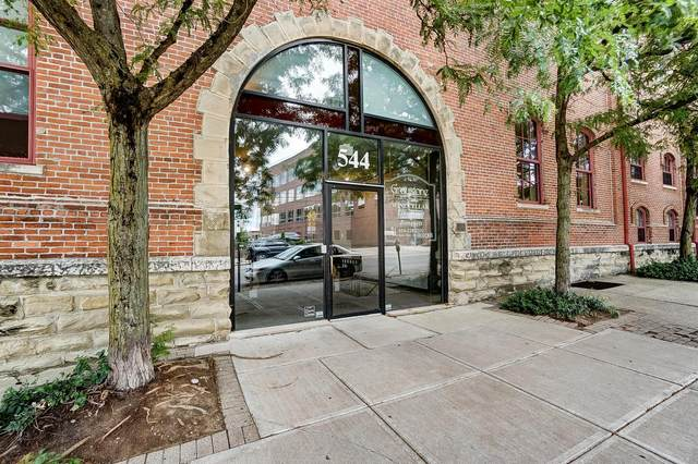 544 S Front Street #108, Columbus, OH 43215 (MLS #220020689) :: The Raines Group