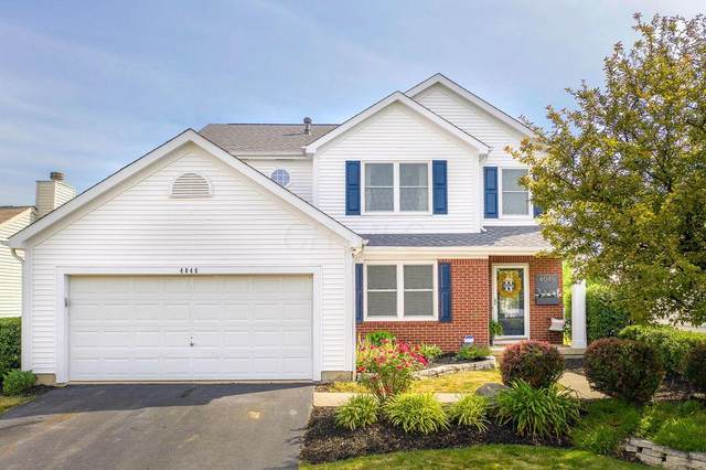 4046 Asbury Ridge Drive, Gahanna, OH 43230 (MLS #220020832) :: The Jeff and Neal Team | Nth Degree Realty
