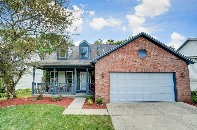 411 Woodbrie Court, Columbus, OH 43230 (MLS #220020893) :: The Holden Agency