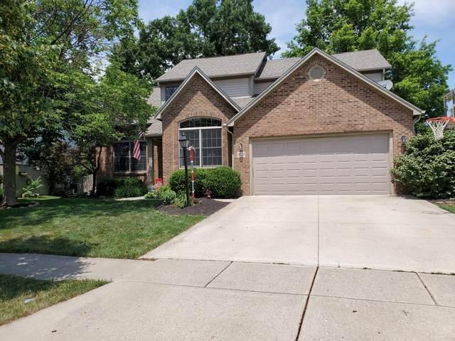 1825 Deer Crossing Drive, Marysville, OH 43040 (MLS #220020910) :: The Holden Agency