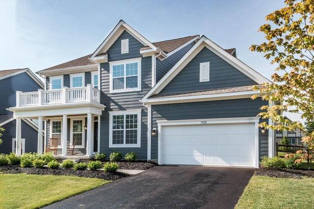 7519 Wolli Creek Drive, Blacklick, OH 43004 (MLS #220020915) :: The Holden Agency