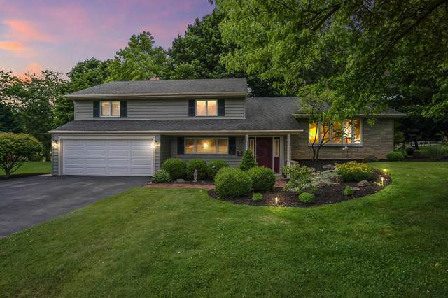 10 Scott Circle, Marysville, OH 43040 (MLS #220020927) :: The Clark Group @ ERA Real Solutions Realty