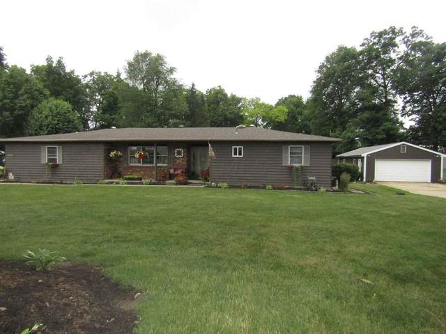 6428 East Drive, West Liberty, OH 43357 (MLS #220020936) :: CARLETON REALTY