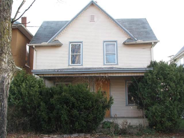 592 Hudson Avenue, Newark, OH 43055 (MLS #220020995) :: CARLETON REALTY