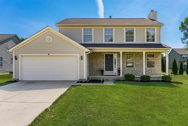 2164 Wagontrail Drive, Reynoldsburg, OH 43068 (MLS #220021000) :: The Holden Agency