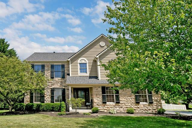 5784 Cloverdale Drive, Galena, OH 43021 (MLS #220021015) :: Signature Real Estate