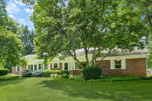 3380 Stonehenge Court, Columbus, OH 43221 (MLS #220021030) :: Berkshire Hathaway HomeServices Crager Tobin Real Estate