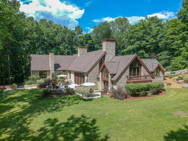 80 Maplewood Drive, Granville, OH 43023 (MLS #220021049) :: The Holden Agency