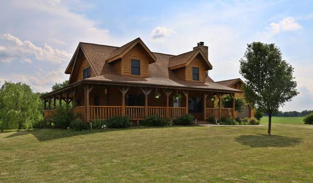 1629 State Route 273 W, Belle Center, OH 43310 (MLS #220021064) :: RE/MAX ONE