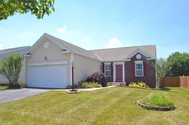 1593 La Costa Drive, Marysville, OH 43040 (MLS #220021065) :: Signature Real Estate