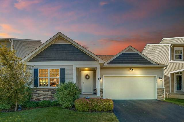 3957 Trail Ridge Drive, Columbus, OH 43228 (MLS #220021108) :: Shannon Grimm & Partners Team