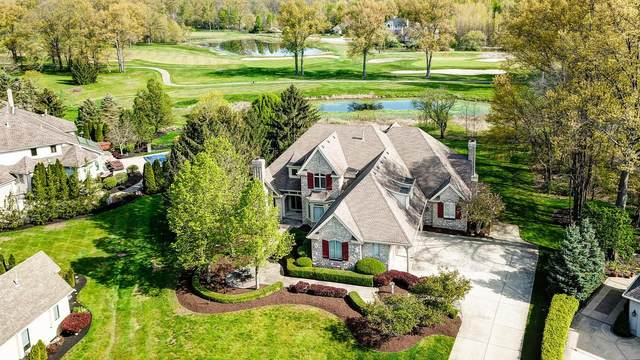 5750 Bulrush Court, Westerville, OH 43082 (MLS #220021121) :: The Holden Agency