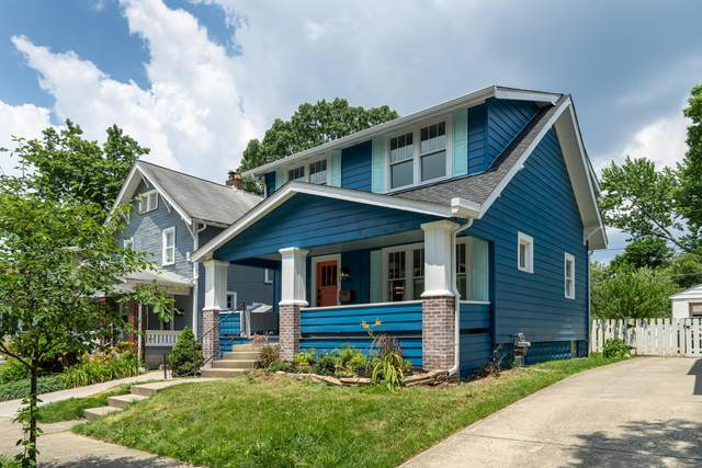 138 E Pacemont Road, Columbus, OH 43202 (MLS #220021137) :: Huston Home Team