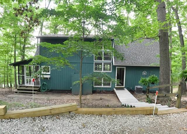 604 Catawba Lane, Hide A Way Hills, OH 43107 (MLS #220021201) :: Shannon Grimm & Partners Team