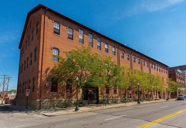 544 S Front Street #115, Columbus, OH 43215 (MLS #220021211) :: Keller Williams Excel