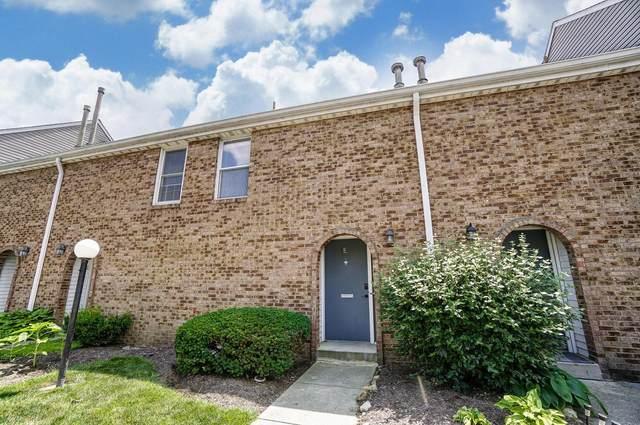 114 E Ticonderoga Drive 4-B, Westerville, OH 43081 (MLS #220021229) :: Core Ohio Realty Advisors