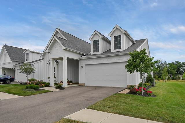 5497 Colling Drive, Dublin, OH 43016 (MLS #220021267) :: The KJ Ledford Group