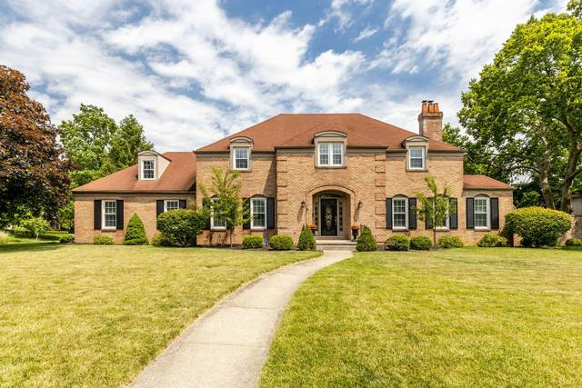 4162 Squires Lane, Columbus, OH 43220 (MLS #220021275) :: The Jeff and Neal Team | Nth Degree Realty