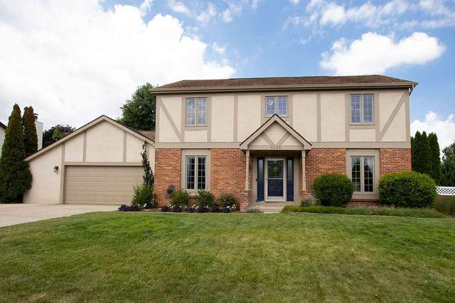 6135 Catawba Drive, Grove City, OH 43123 (MLS #220021278) :: The Jeff and Neal Team | Nth Degree Realty