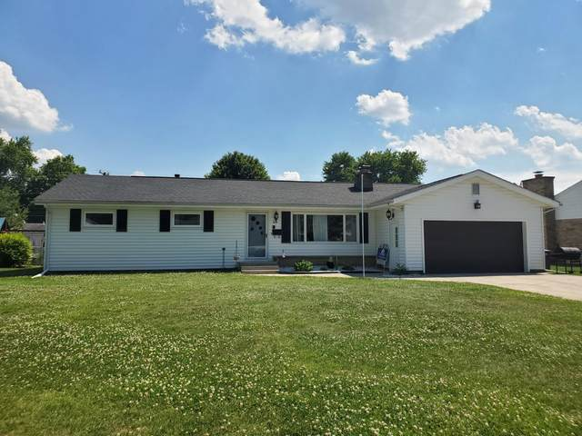 419 Meadowbrook Drive, Newark, OH 43055 (MLS #220021284) :: The Raines Group