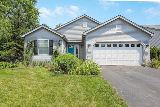3614 Parker Knoll Lane, Columbus, OH 43219 (MLS #220021287) :: The Raines Group