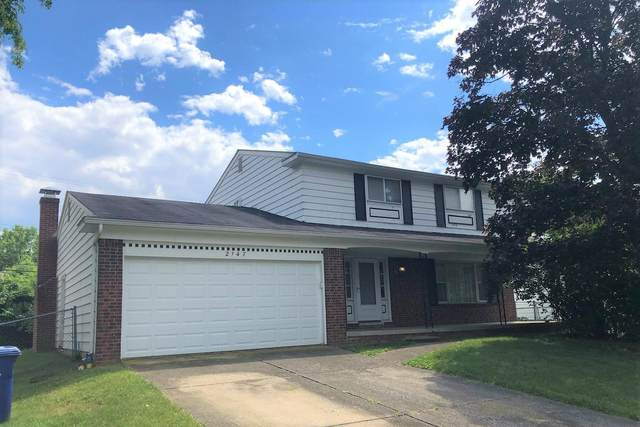 2147 Balmoral Road, Columbus, OH 43229 (MLS #220021288) :: The Raines Group