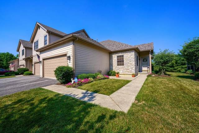 5213 Double Eagle Drive, Westerville, OH 43081 (MLS #220021289) :: Core Ohio Realty Advisors
